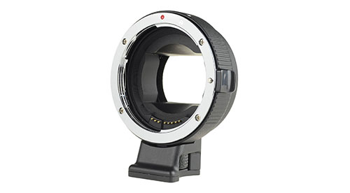 adapter commlite Sony e Canon EF