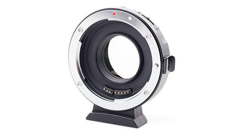 adapter Viltrox EF-M2 v2