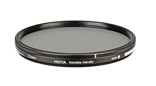 filtr kołowy variable ND Hoya