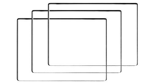 zestaw filtrów dyfuzyjnych LockCircle Black X-Mist
