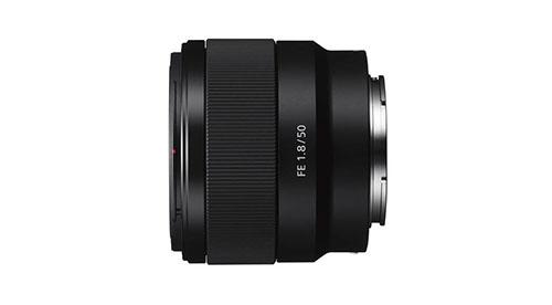 obiektyw Sony 50mm f/1.8 Fe