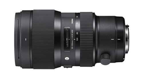 obiektyw Sigma 50-100 ART Canon