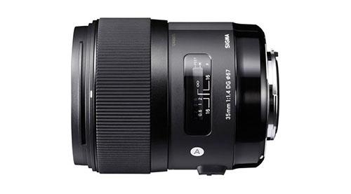 obiektyw Sigma Art 35mm f/1.4