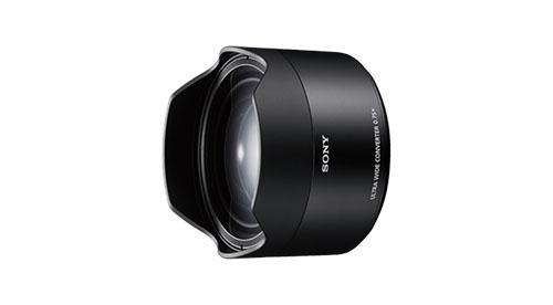 Sony ultra wide converter