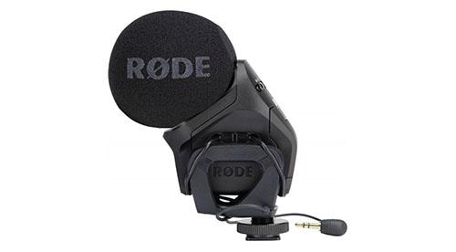 mikrofon nakamerowy Rode Videomic Pro Stereo
