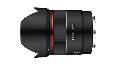 obiektyw Samyang AF 35mm