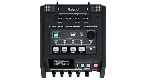 rejestrator dźwięku Roland R44