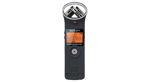 rejestrator dźwięku Zoom H1