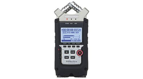 rejestrator dźwięku Zoom H4n Pro