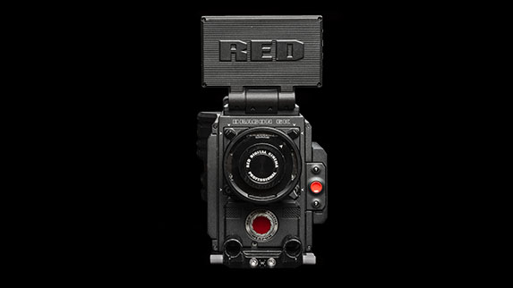 Red Weapon 6k Front