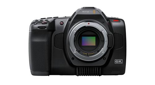 kamera Blackmagic Pocket 6k Pro